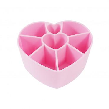 Cosmetic Organizer (Heart)
